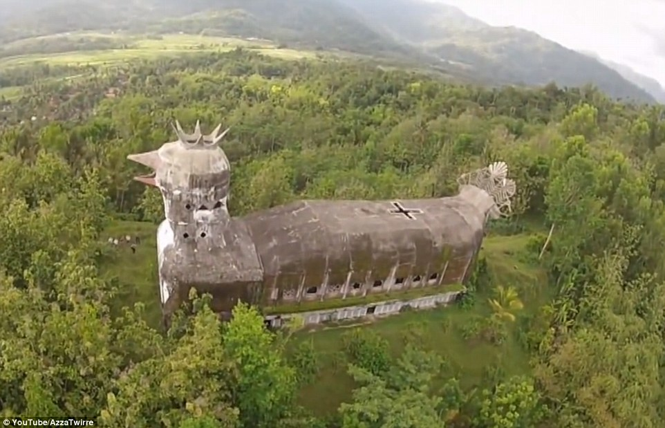 Gereja Ayam Magelang