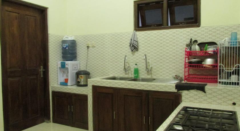 Sendang Wadon Homestay Dapur